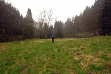 """Von der Burg """"Mole"""" haben sich heute obertägig keine Spuren mehr erhalten."""