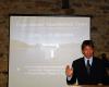 Prof. Dr. Jürgen Schmude, Organisator der Tegernseer Tourismustage, erläuterte die Gründe, warum sich die Jury bei der Preisvergabe für das Archäologische Spessartprojekt entschied.