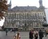Das Aachener Rathaus bildete einen würdigen Rahmen für die Preisverleihung.