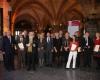 Gruppenfoto mit allen Preisträgern 2014