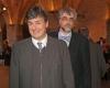 Gerrit und Harald ... ganz entspannt