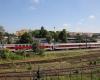Die Verkehrslandschaft von Berlin wird heute dvon einem großen S-Bahn-Gürtel geprägt.