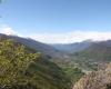 Verkehrslandschaften: Die Alpenpassage über den St. Bernhard veränderte das Aostatal (I) nachhaltig.