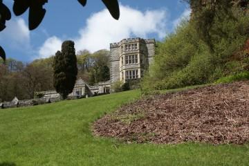Das Herrenhaus von Plas Tan y Bwlch, Wales (UK)