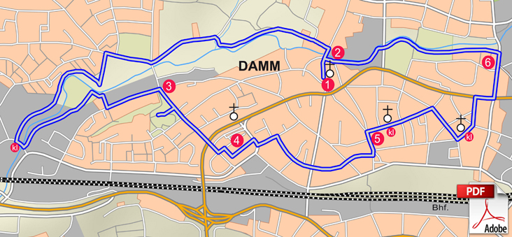 KW Aschaffenburg 7 karte