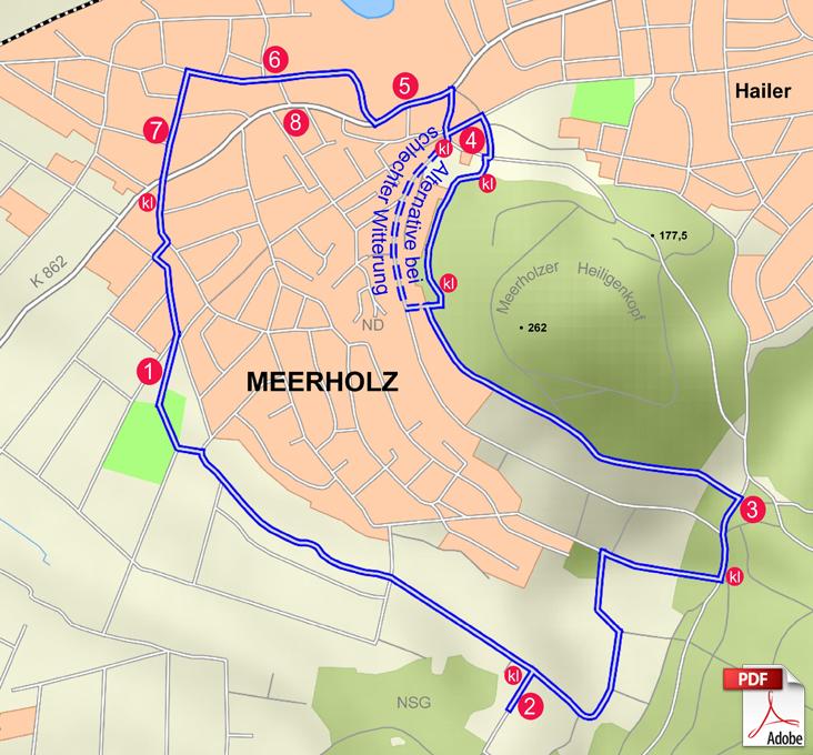 KW Gelnhausen 2 Karte