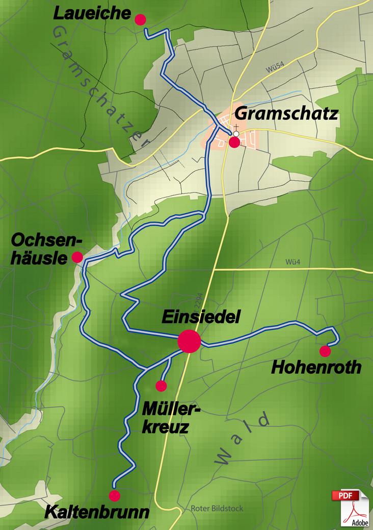 KW Gramschatz 2 Karte