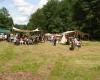 Bei strahlendem Sonnenschein fand 2009 an der Mole das zweite Burgfest statt.