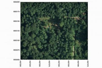 Luftbild vom 19.7.2014. Datengrundlage: Bayerische Vermessungsverwaltung; Bearbeiter: Karl-Heinz Gertloff, Egelsbach