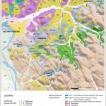 Die Geologie von Haibach und Umgebung. Karte: Jürgen Jung, Spessart-GIS