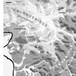 Grundgebirge (Metamorphikum) und Deckgebirge (Sedimentgesteine) in der Umgebung von Haibach. Karte: Jürgen Jung, Spessart-GIS