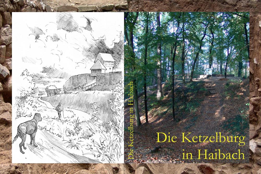 Ketzelburg Buch HB