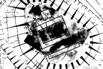 Die geoelektrische Prospektion zeigte erste Strukturen im Untergrund der Ketzelburg.