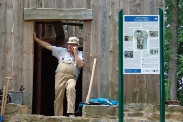 Besucherleitsystem