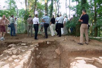 Der Gemeinderat von Haibach entschied sich heute für deren Sichtbarhaltung.