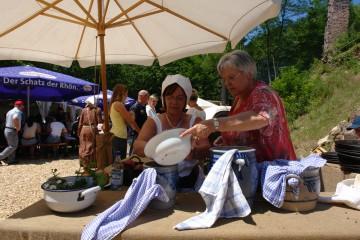 Alle Events verdanken ihr Zustandekommen dem unermüdlichen und ehrenamtlichen Engagement zahlreicher Vereinsmitglieder des Geschichts- und Burgvereins Partenstein.