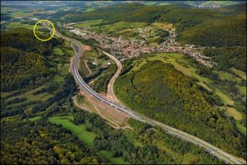 Luftbild-Schrägaufnahme von Waldaschaff und Umgebung. Quelle: www.waldaschaff.de