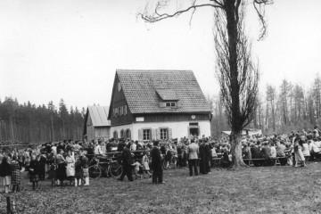 Bayrische Schanz, um 1952