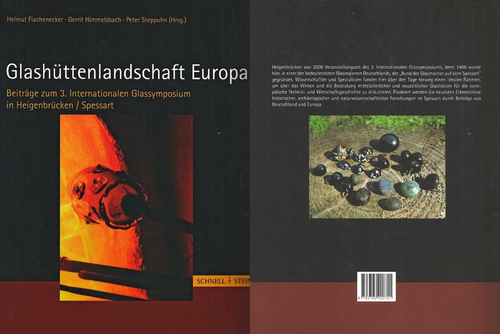 Glashüttenlandschaft Europa   Archäologisches Spessartprojekt