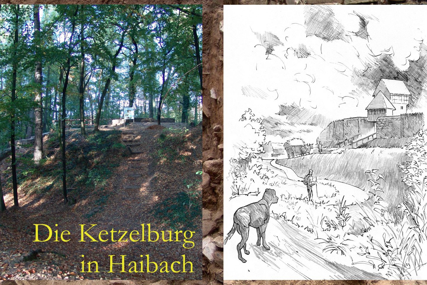Publikationen Ketzelburg 2