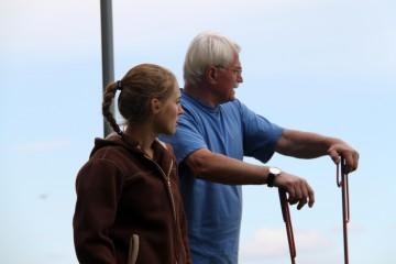 Tritonstäbe: Die archäologische Alternative zu Nordic-Walking-Stöcken