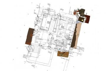 Die Befunde im Umfeld des Templerhauses (2013)