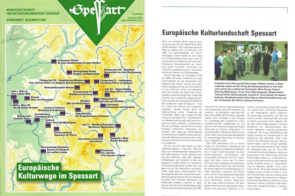 Publikationen KW 2003 2
