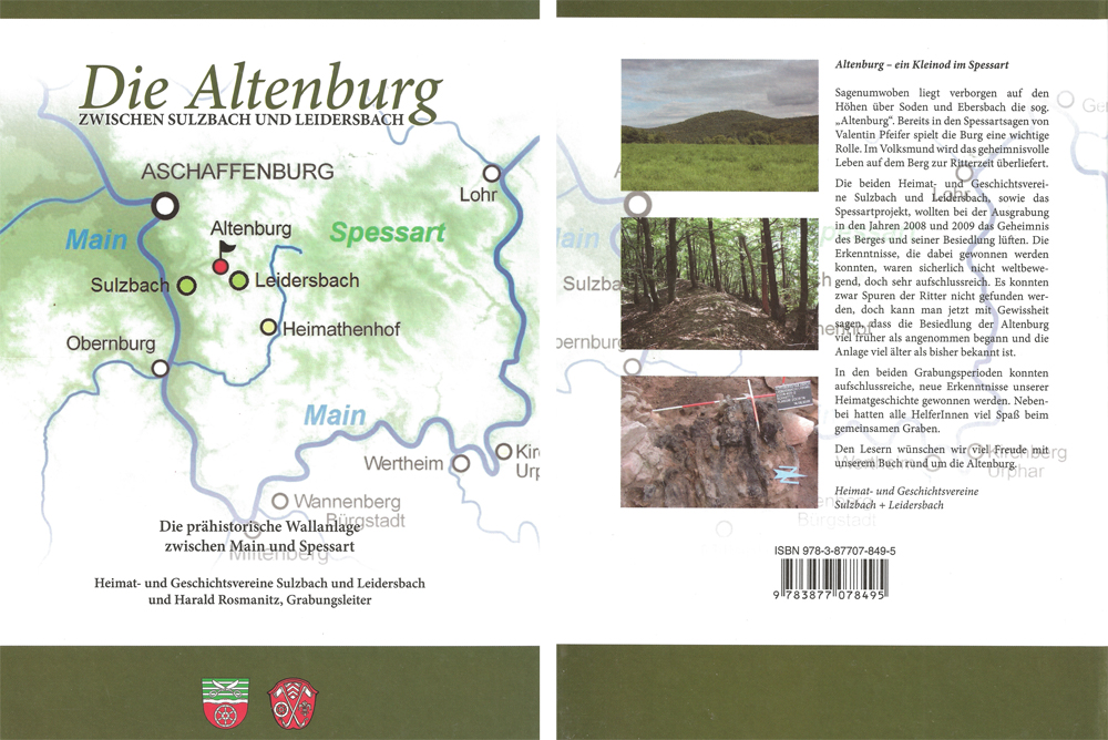 Publikationen Altenburg 2