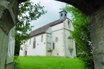 Bieberehren: Kunigundenkapelle