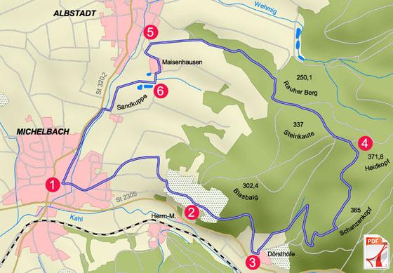 Alzenau 3 : Vom Ringwall zum Landsitz