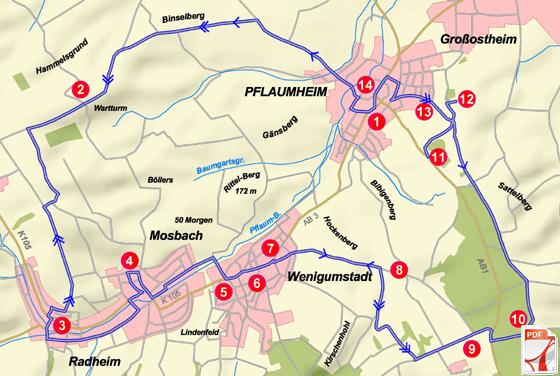 Bachgau3 : Durch den Plumgau