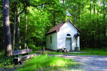 """Die Kapelle """"Fürstenbild"""" bei Oesfeld"""