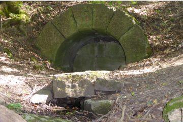 Das Gewölbe der Lützelquelle